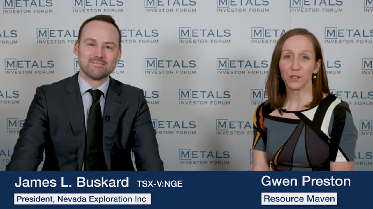 Exploring under cover for large new Carlin gold deposits - Gwen Preston & James Buskard
