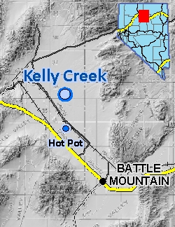Kelly Creek